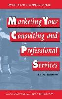 Marketing Your Consulting and Professional Services