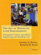 The Art of Modeling with Spreadsheets