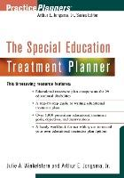 The Special Education Treatment Planner