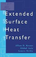 Extended Surface Heat Transfer