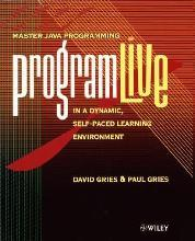 ProgramLive Workbook and CD
