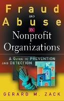 Fraud and Abuse in Nonprofit Organizations