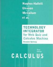 Calculus: Study Guide