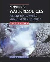 Principles of Water Resources: History, Developmen t, Management, and Policy