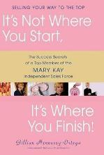 It's Not Where You Start It's Where You Finish!