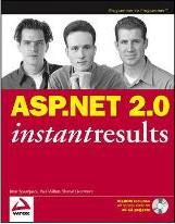 ASP.NET 2.0 Instant Results