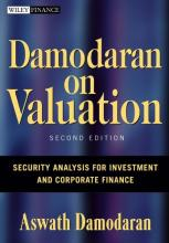 Damodaran on Valuation : Security Analysis for Investment and Corporate Finance by Aswath Damodaran