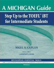 Step Up to the TOEFL iBT for Intermediate Students