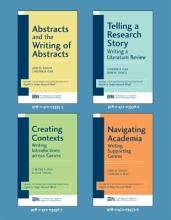 Bundle of Volumes 1-4 English in Today's Research World
