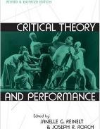Critical Theory and Performance