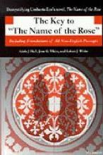 "The Key to the ""Name of the Rose"""