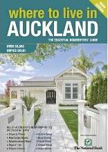 Where to Live in Auckland 2009