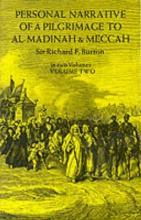 Personal Narrative of a Pilgrimage to Al-Madinah and Mecca: v. 2