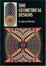 Optical and Geometrical Patterns and Designs