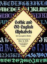Gothic and Old English Alphabets