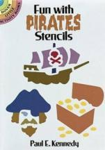 Fun with Pirates Stencils