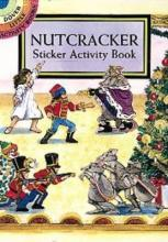 Nutcracker Sticker Activity Book
