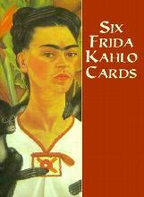 Six Frida Kahlo Postcards
