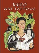 Kahlo Art Tattoos