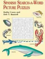 Spanish Search-a-Word Picture Puzzl