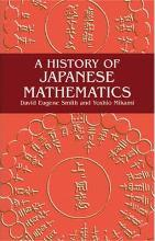 A Hist of Japanese Mathematics