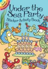Under the Sea Party Sticker Activity Book