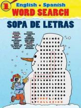 English-Spanish Word Search Sopa de Letras #1