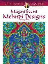 Creative Haven Magnificent Mehndi Designs