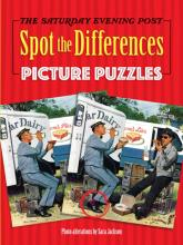 The Saturday Evening Post Spot the Difference Picture Puzzles