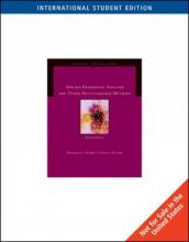 Applied Regression Analysis and Multivariable Methods, International Edition