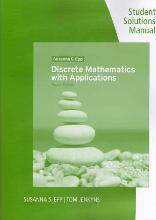Discrete Mathematics with Applications, Student Solutions Manual and Study Guide