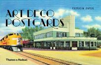 Art Deco Postcards