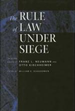 The Rule of Law Under Siege