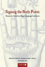 Signing the Body Poetic