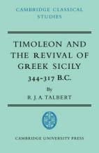 Timoleon and the Revival of Greek Sicily