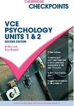 Cambridge Checkpoints VCE Psychology Units 1 and 2: Units 1 and 2