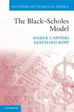 Mastering Mathematical Finance: The Black-Scholes Model