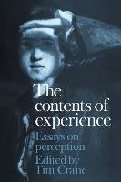 The Contents of Experience