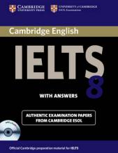 Cambridge IELTS 8 Self-study Pack (student's Book with Answers and Audio CDs (2))