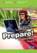 Cambridge English Prepare!: Cambridge English Prepare! Level 6 Student's Book