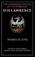 The Cambridge Edition of the Works of D. H. Lawrence: Women in Love