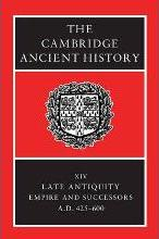 The Cambridge Ancient History 14 Volume Set in 19 Hardback Parts: Late Antiquity: Empire and Successors, AD 425-600 Volume 14