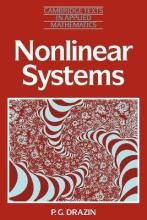 Cambridge Texts in Applied Mathematics: Nonlinear Systems Series Number 10