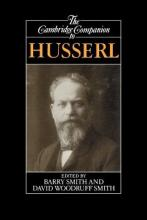 The Cambridge Companion to Husserl