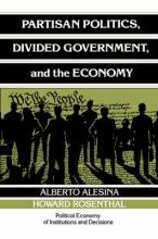 Partisan Politics, Divided Government, and the Economy