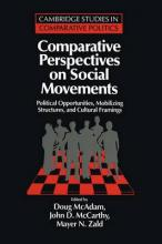 Comparative Perspectives on Social Movements