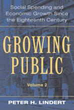 Growing Public: Volume 2, Further Evidence