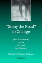 """Stony the Road"" to Change"