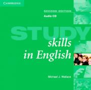 Study Skills in English Audio CD