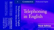 Telephoning in English Audio Cassette